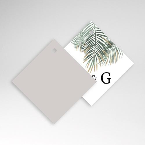 Etiquette Cadeau Mariage Palm Springs pas cher