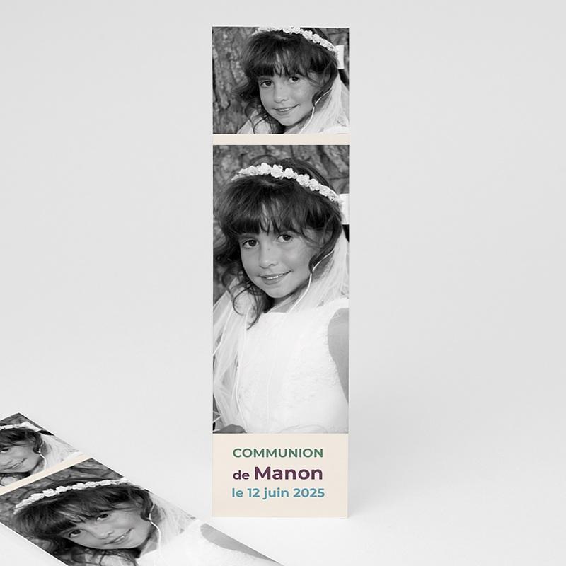 Marque-Page Ma foi 2 photos