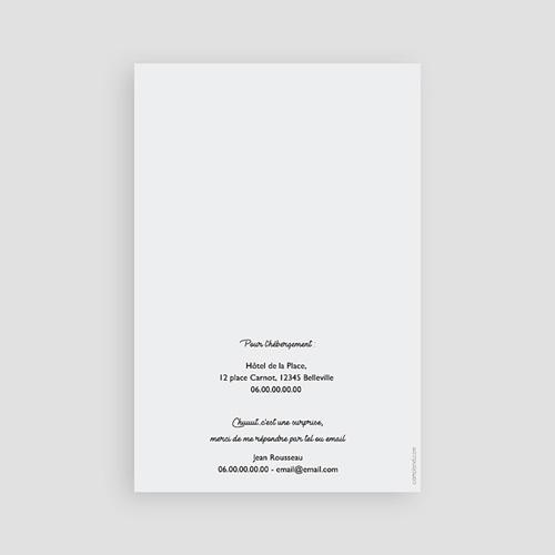 Carte invitation anniversaire 30 ans Chiffres 30, Photos, 10 x 15 pas cher