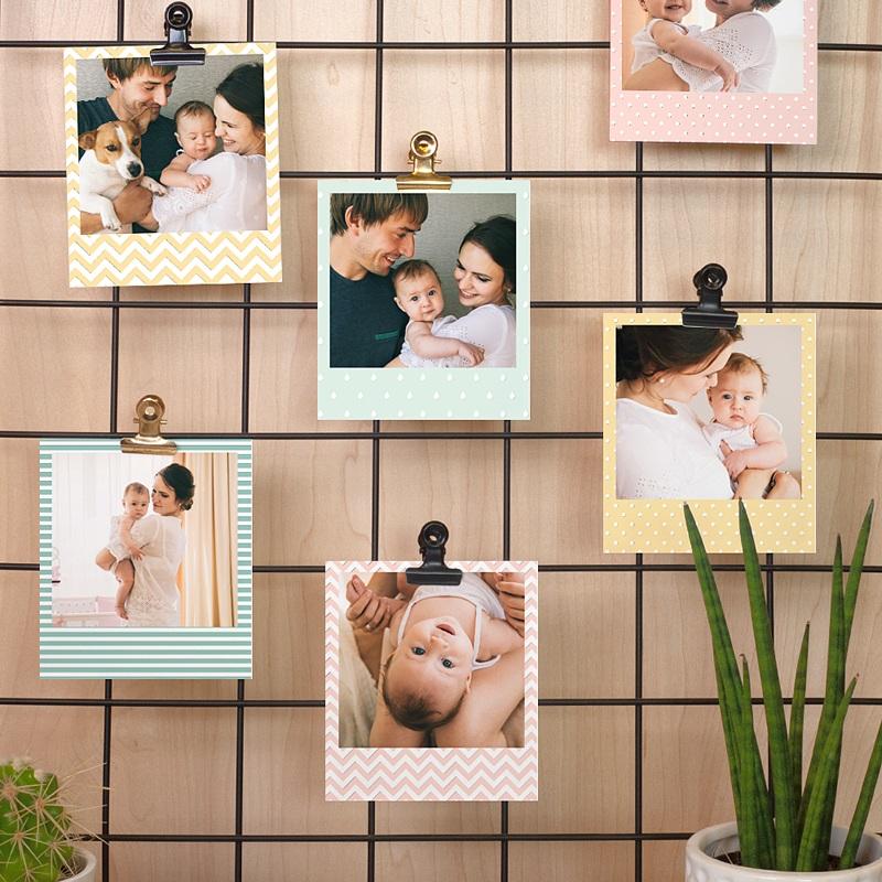 Bébés et Mamans Tirage photo par 6 pas cher