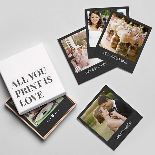 Magnet Photo Mini ardoises gratuit