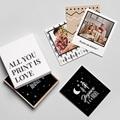Magnet photo rétro Petits Sapins gratuit