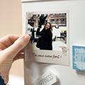 Magnet photo rétro Fête de l'Amour