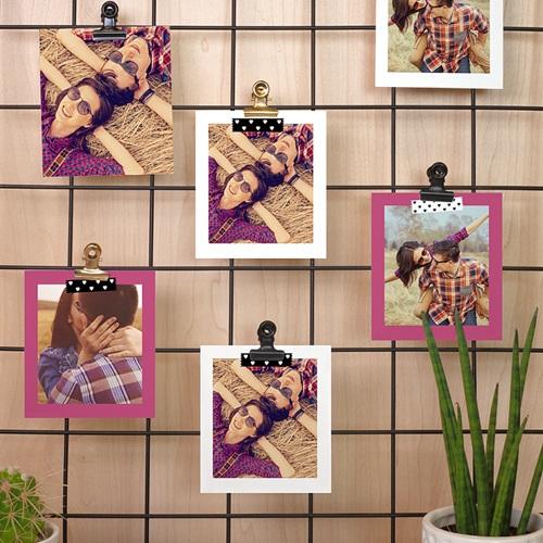 Tirage Photo Rétro Love love pas cher