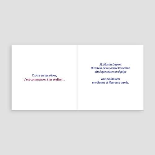 Cartes de Voeux Professionnels - Horizon 8403 preview