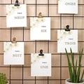 Marque Table Mariage Orchidées Vintage pas cher