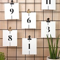 Marque Place Mariage Be Bold Minimalisme pas cher