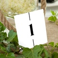 Marque Place Mariage Be Bold Minimalisme