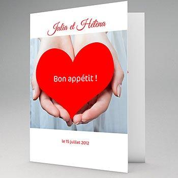 Elle + Elle - Accordéon personnalisé - 3