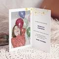 Carte invitation anniversaire 40 ans  Festive, 40 ans, Vernis 3D pas cher