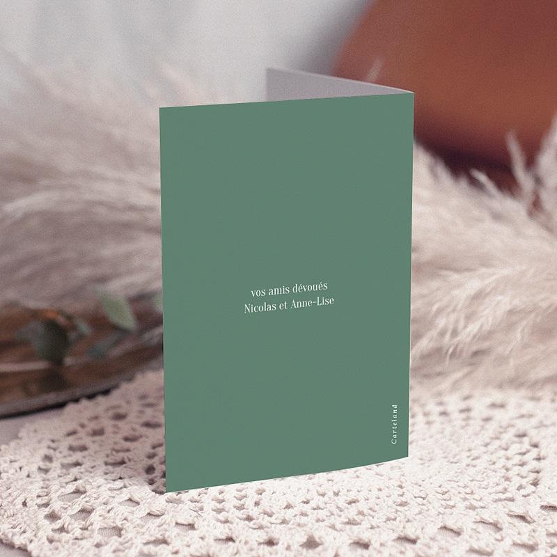 Carte Condoléances Lys en Bouquet, 10,5 cm x 15 cm gratuit