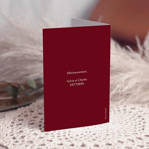 Carte Condoléances Croix florale, Chaleureuses Condoléances gratuit