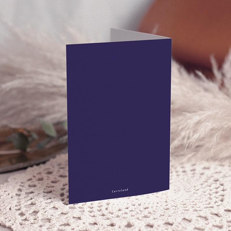 Carte Condoléances Douces Pensées, 10,5 cm x 15 cm gratuit