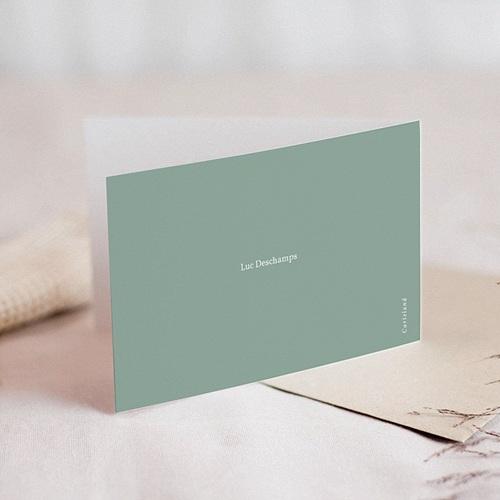 Carte Condoléances Lys blancs et orange,  15 x 10 cm gratuit