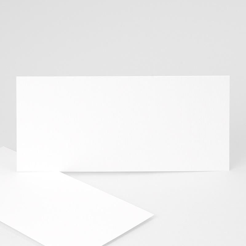 Faire-Part Décès Vierge Sur-mesure, Rectangle 21x10