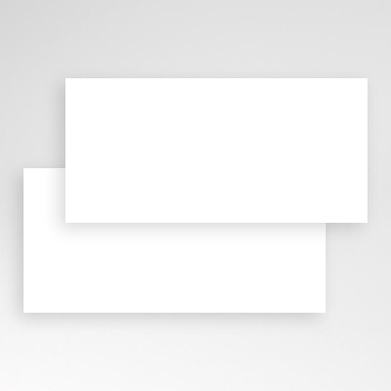 Faire-Part Décès Vierge Sur-mesure, Rectangle 21x10 pas cher