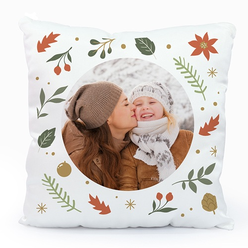 Coussin Personnalisé Photo Fall in Love, Photo, 40 x 40