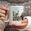 Mug Personnalisé Fête des Mères Maman Géniale, 1 photo, Cactus gratuit
