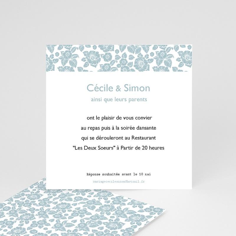 Carton Invitation Personnalisé Picorette