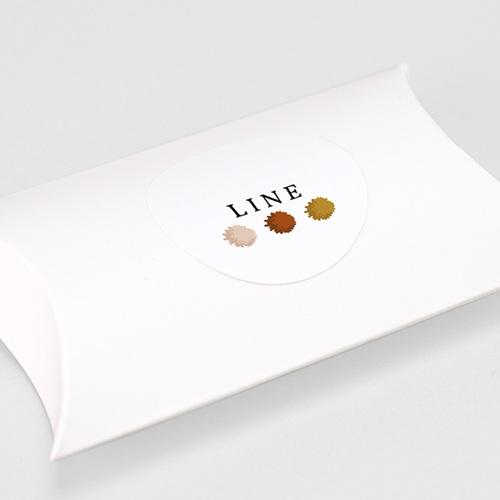 Etiquette Autocollante Naissance Arc en Ciel, 4,5 cm gratuit