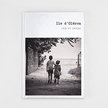 Livre Photo - Epuré, Blanc, Vacances - 0