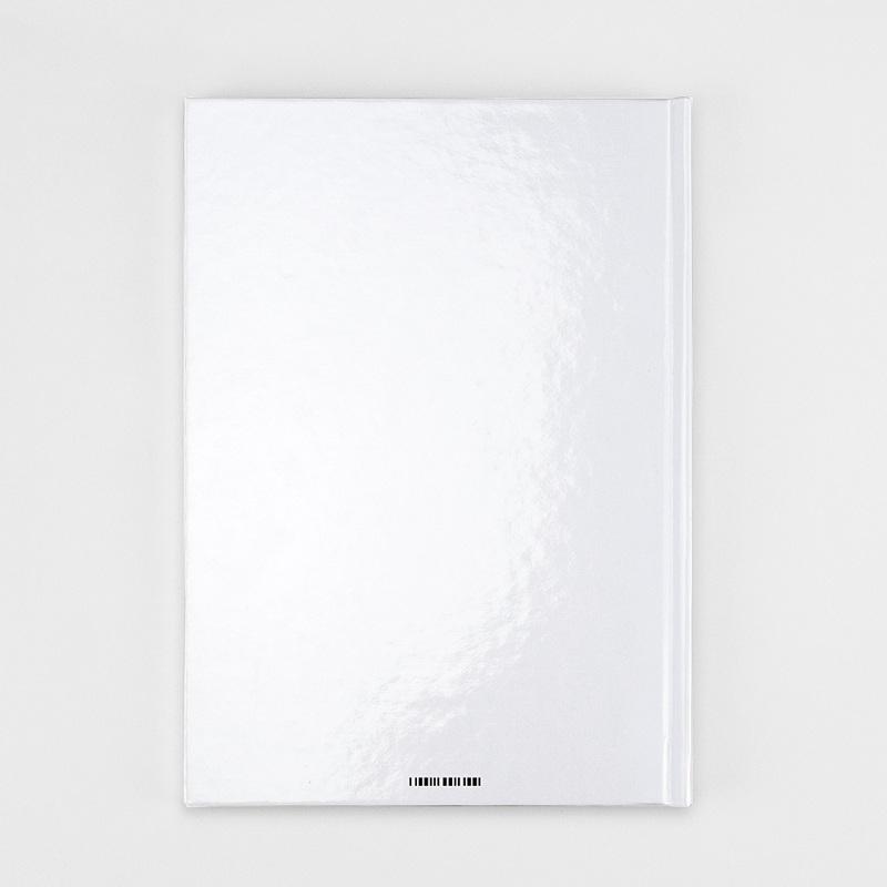 Livre Photo Epuré, Blanc, Vacances pas cher