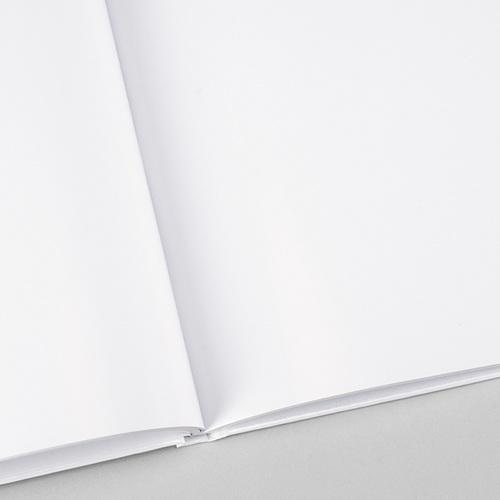 Livre Photo Epuré, Blanc, Vacances