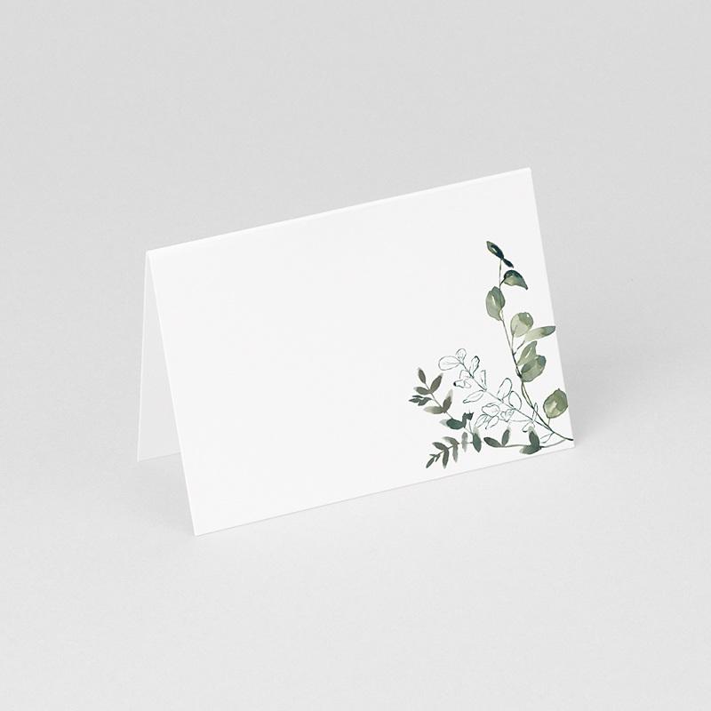 Marque Place Mariage Eucalyptus Floral, Chevalet à poser gratuit