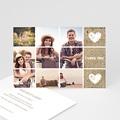 Carton Invitation Personnalisé Style champêtre