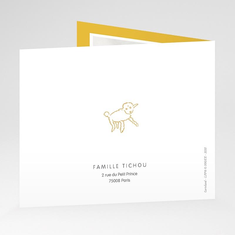 Carte Remerciement Naissance Le Petit Prince Dessine-moi un mouton, Merci gratuit