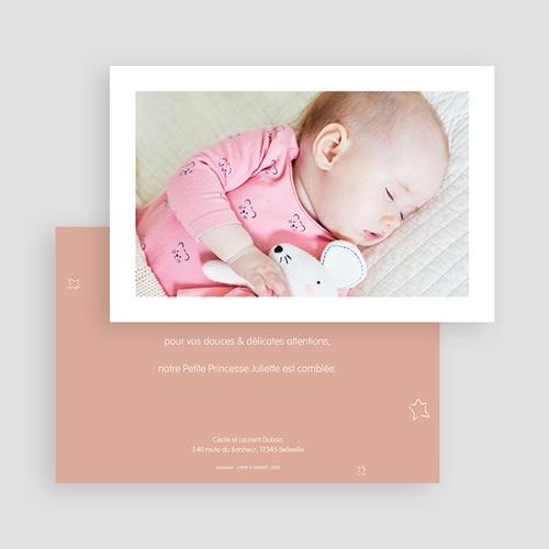 Carte Remerciement Naissance Le Petit Prince L'amour d'une rose, Photo gratuit
