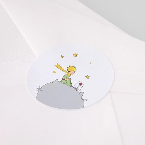 Etiquette Autocollante Naissance Lettre secrète de l'Amour, Sticker pas cher
