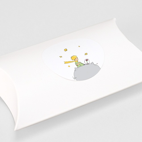 Etiquette Autocollante Naissance Lettre secrète de l'Amour, Sticker gratuit