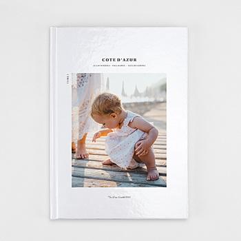 Livre Photo A4 Portrait - Séjour Découvertes - 0