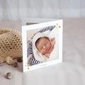 Carte Remerciement Naissance Baby Boy, portofolio, 4 photos gratuit