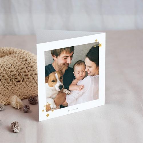 Carte Remerciement Naissance Baby Girl, portofolio, 4 photos gratuit
