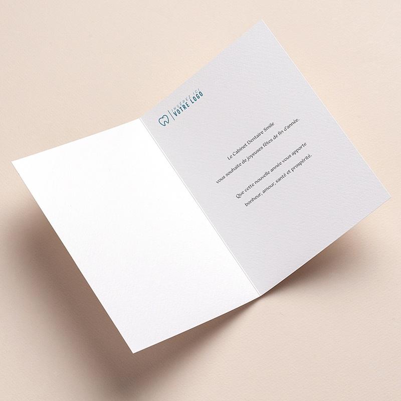 Carte de Voeux Chirurgien Dentiste, Stomatologue pas cher