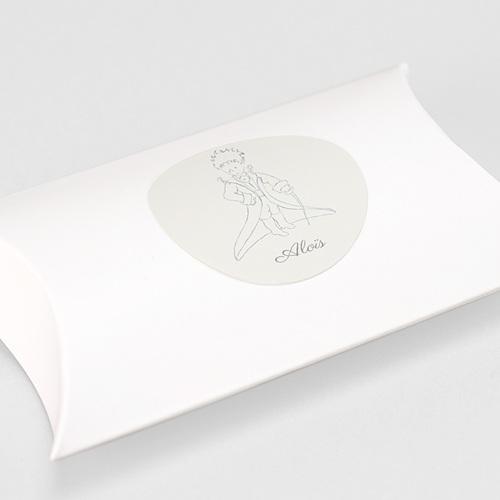 Etiquette Autocollante Naissance Sa majesté Le Petit Prince, Sticker gratuit