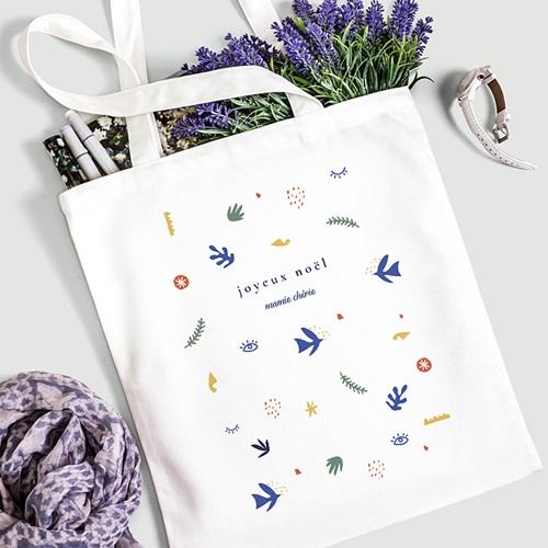 Tote Bag Personnalisé A la manière du Fauvisme, sac en toile gratuit