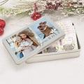 Boîte Personnalisée Photo Jardin d'hiver, 2 Photos, 19,4 x 12,4 x 5 cm pas cher