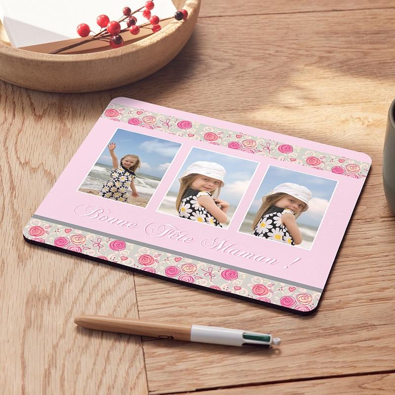 Tapis de souris personnalisé - Spécial Maman 9057 thumb