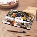 Tapis de Souris Personnalisé Photo Rainbow Wish, 3 photos, 19,6 x 23 cm