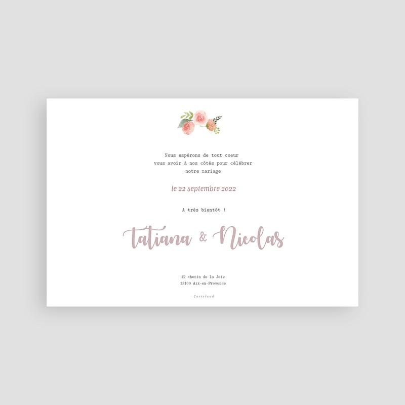 Save The Date Mariage Diadème Floral, Photo pas cher