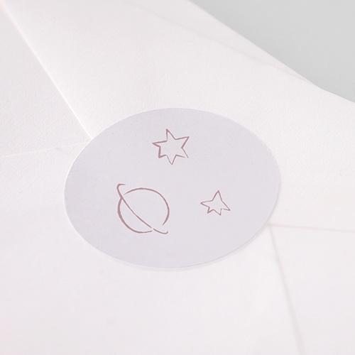 Etiquette Autocollante Naissance La découverte du Petit Prince pas cher