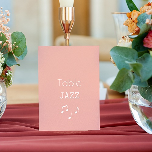 Marque Table Mariage Disque Vinyl, Lot de 3 repères de Table gratuit