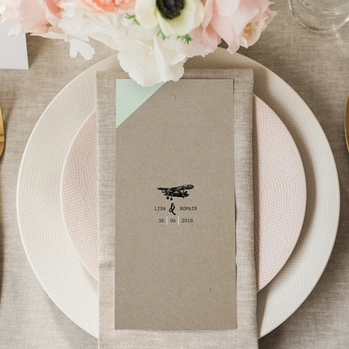 Menu Mariage Time to Love, Diner gratuit