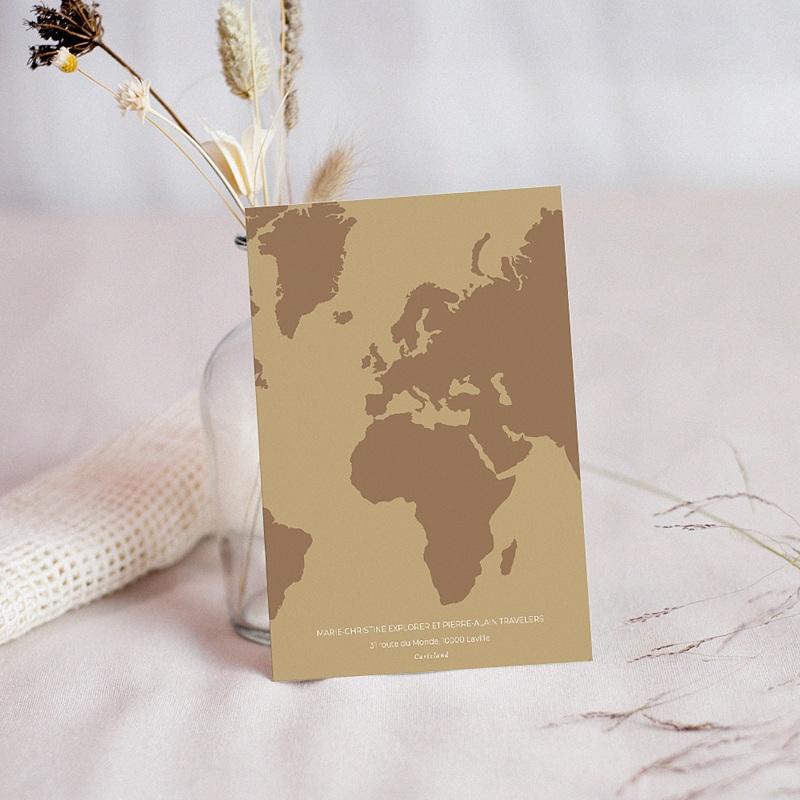 Carte Invitation Cérémonie, Vin d'honneur, Wedding Pass pas cher
