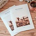 Papeterie Le naturel, A4 portrait gratuit