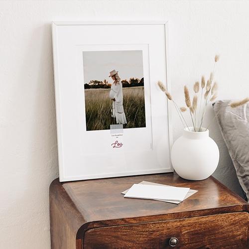 Affiches Mille Fleurs, Poster chambre, 30 x 40 cm gratuit
