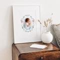 Affiches Danse de Bébé, Coraux & étoiles de mer, 30 X 40 cm gratuit